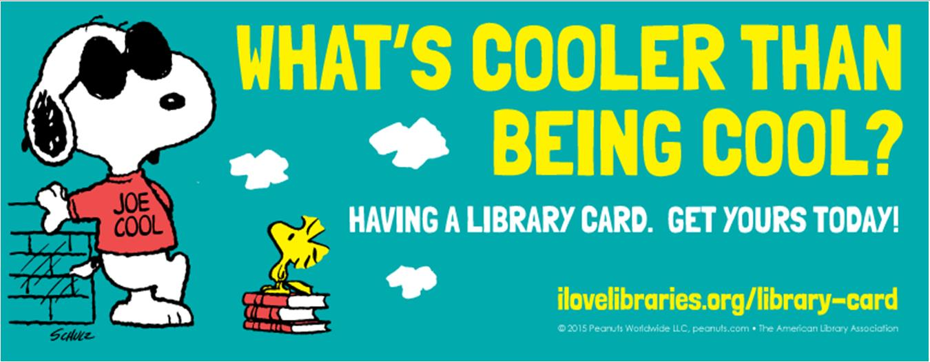 LibraryCard Month