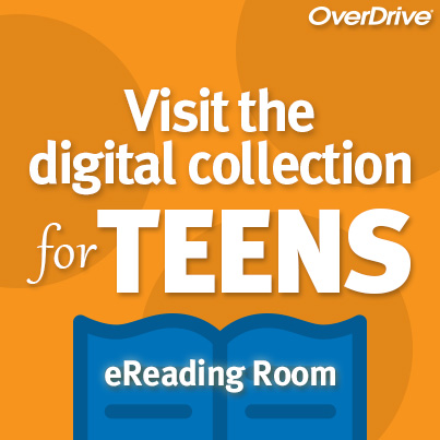 Overdrive for Teens Logo