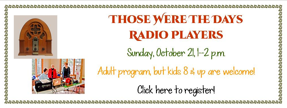 radio players